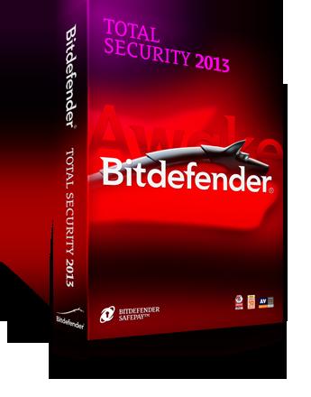BitDefender 2013 Antivirus + Doživotna Licenca